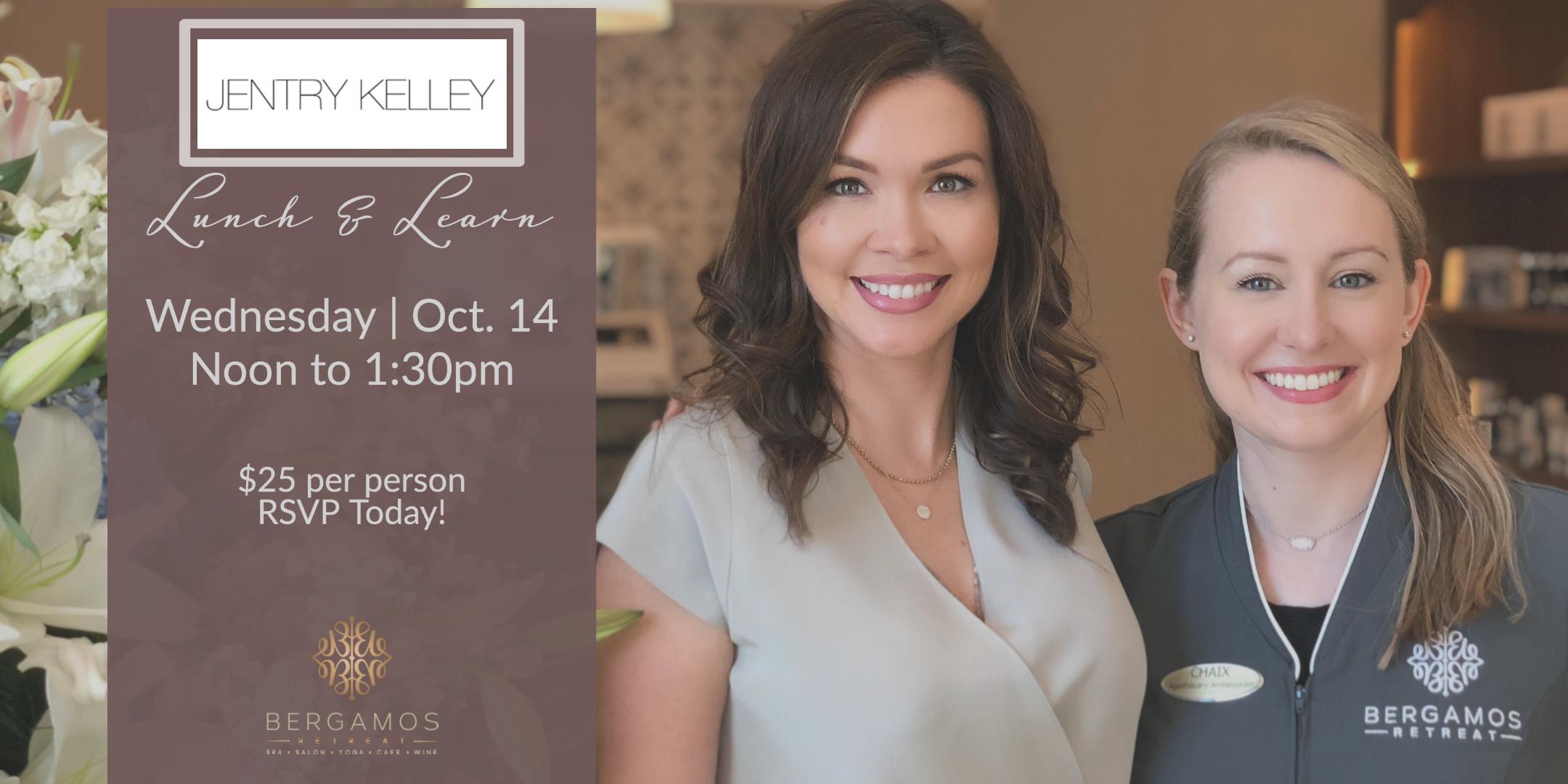 Jentry Kelley Cosmetics Lunch & Learn