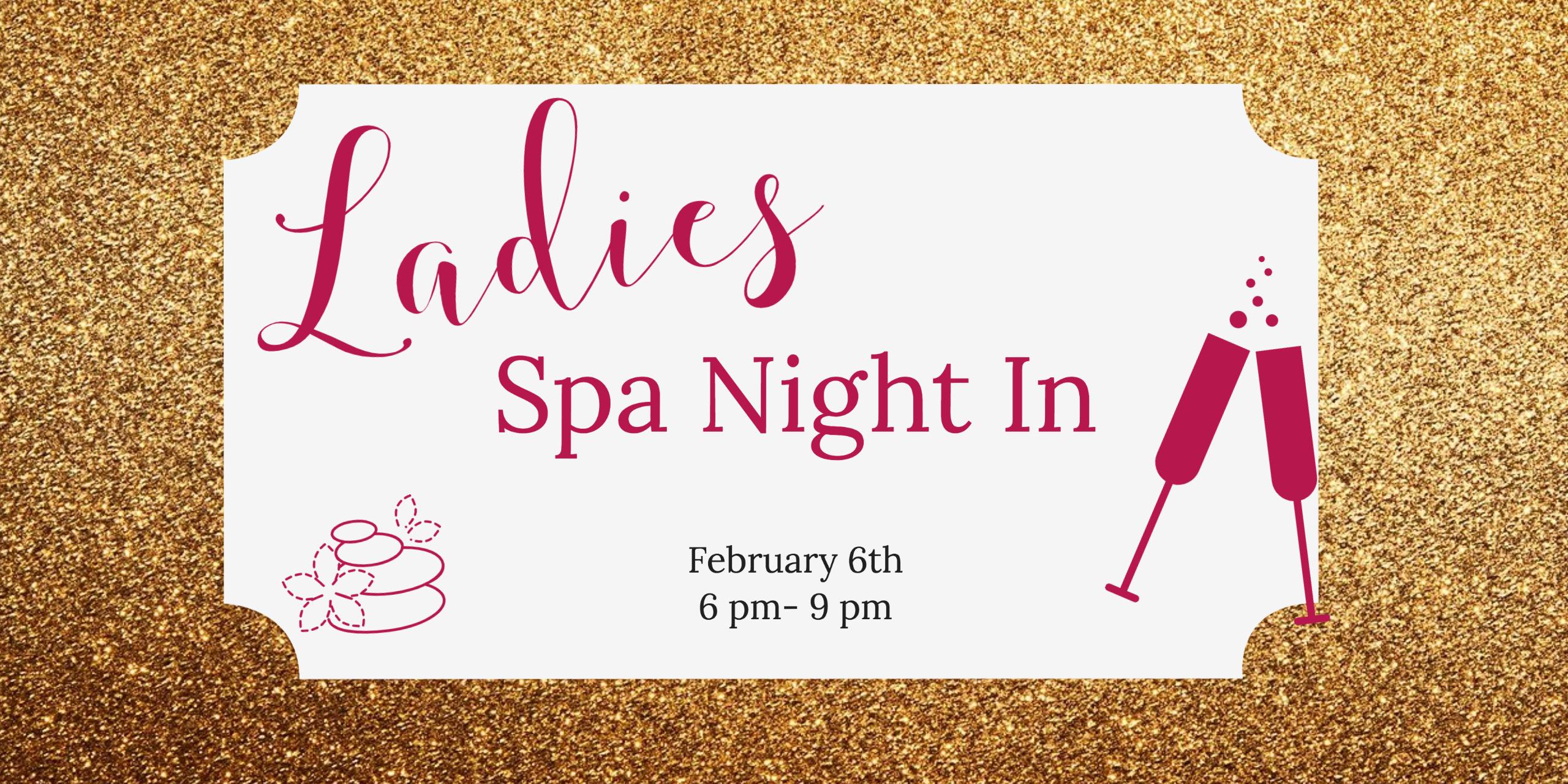 Ladies Night Spa In