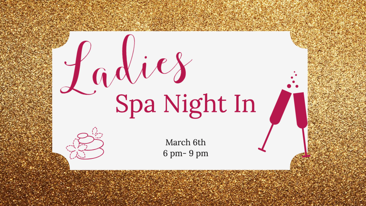 Ladies Spa Night In