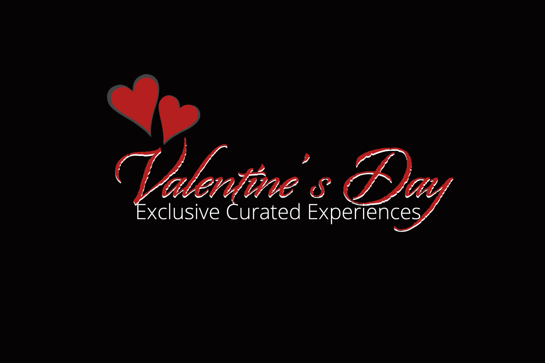 Valentine's Day Exclusive Curated Experiences